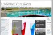 Forniture Ristoranti - Restaurant Supplies - HORECA