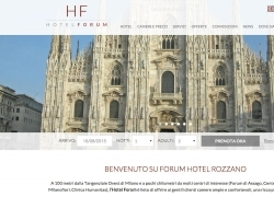 Hotel Forum Rozzano - Clinica Humanitas, Forum Assago, Expo Milano