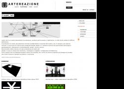 Snapshot del sito Artereazione