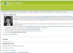 Snapshot del sito