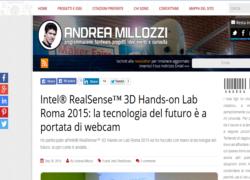 Andrea Millozzi blog | passione geek | Snapshot del sito
