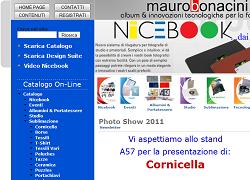 Snapshot del sito Mauro Bonacini