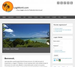 LuigiMonti.com - Informazioni gratis per viaggi in Thailandia
