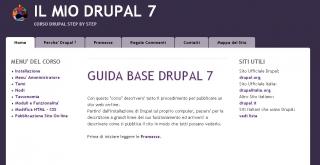 Guida Drupal passo passo