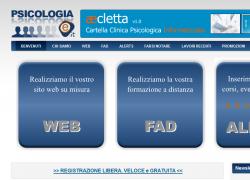 PSICOLOGIAe.it - Psicologia, informatica e nuove tecnologie.